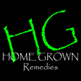 HomeGrown Remedies logo