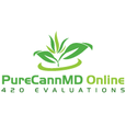 PureCannMD Pure Cannabis Doctors California logo
