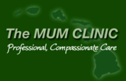 The Mum Clinic - Kahului logo
