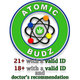 Atomic Budz Dispensary logo