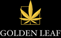 Golden Leaf Delivery logo
