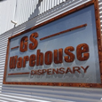 GS Warehouse Dispensary logo