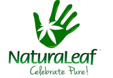 NaturaLeaf - Central logo