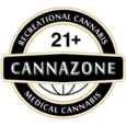 The Cannazone logo