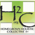 Homegrown Holistic Collective logo