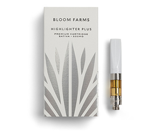 Highlighter Plus Sativa Cartridge image