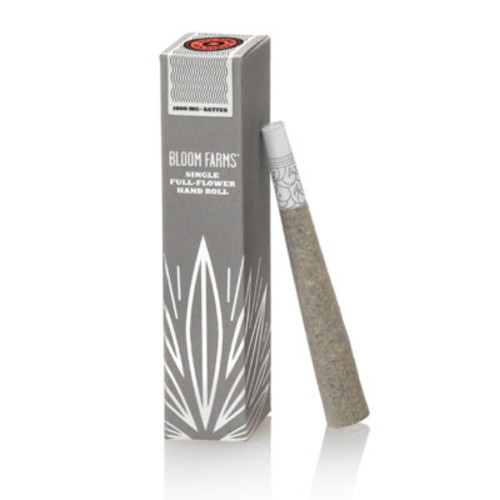 Silver Haze Hand Roll  image