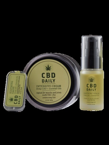 CBD Daily Collection image