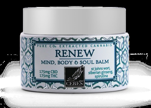 Renew Mind Body & Soul Balm image