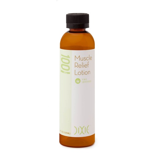 Muscle Relief Lotion image