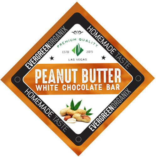 Peanut Butter White Chocolate Bar image