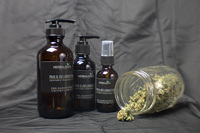 CBD Kush Massage Oil image