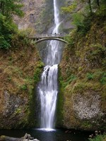 Multnomah Falls Adventure image