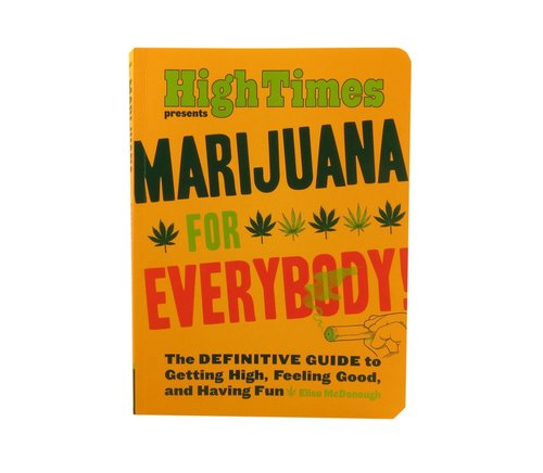 HIGH TIMES presents Marijuana for Everyone. image