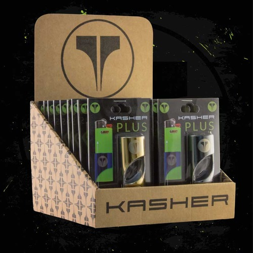 Kasher Plus Blister Pack Display  image
