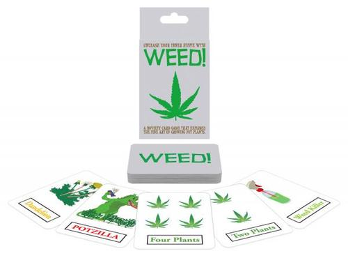 Weed! Card Game image