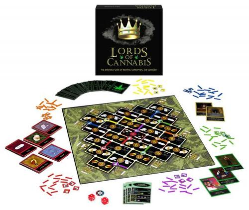 Lord of Cannabis image