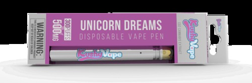 Unicorn Dreams Vape image