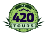 My 420 Tours logo