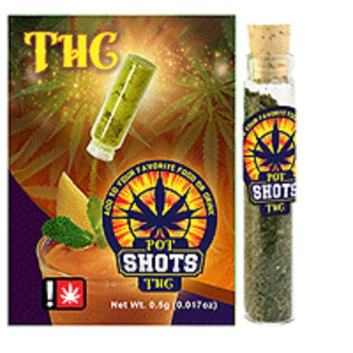 Pot Shots THC image