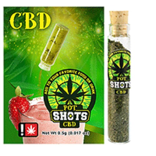 Pot Shots CBD image