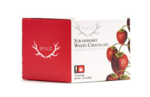 Strawberry White Chocolate 10 Pack image