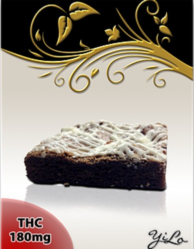 Black Forest Brownie image