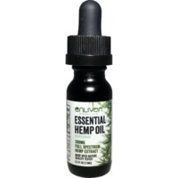 Essential Hemp (CBD) Oil 200mg - Peppermint image