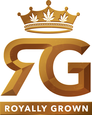 Royally Grown logo
