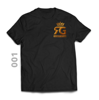 Royally Grown T-shirt (Black) product image