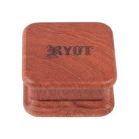 RYOT 1905 2pc SQUARE Magnetic Rosewood Grinder product image