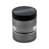 Kannastor 4pc Grinder/Jar in GUNMETAL product image