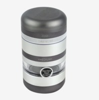 V2 Series Grinder w/ Jar Screen Chamber- Matte Silver product image