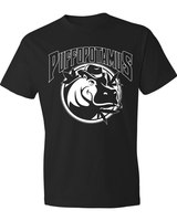 ​The Brian ​ Puffpotamus Logo Black T-Shirt product image